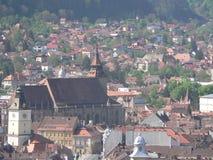 Brasov område Transylvania, Rumänien, Europa arkivfoton