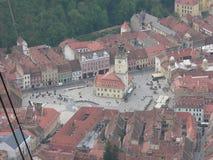 Brasov område Transylvania, Rumänien, Europa royaltyfri foto
