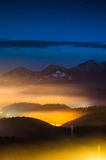 Brasov overview stock images