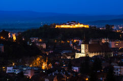 Brasov overview Stock Photos