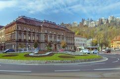 Brasov Roemenië Stock Fotografie