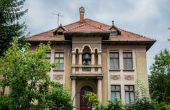 Brasov in Roemenië royalty-vrije stock afbeelding