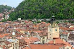 Brasov, Romania Fotografia Stock Libera da Diritti