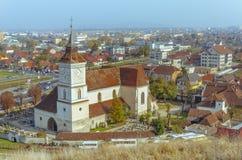 Brasov Romania stock image