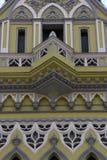 Brasov - Romania. Art deco building façade - Brasov - Romania Royalty Free Stock Photo