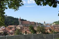 Brasov in Romania Royalty Free Stock Image
