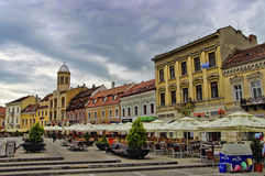 BRASOV, ROMANIA - JUNE 18, 2014 Royalty Free Stock Photo