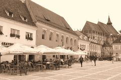 Brasov, Romania Stock Image