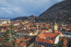 Brasov Romania royalty free stock images