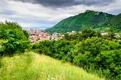 Brasov, Romania - Transylvania famous city Stock Images