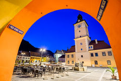 Brasov, Romania Royalty Free Stock Photos