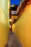 Brasov, Rope Street, Transylvania Stock Image