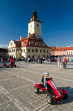 Brasov, Roumanie Images stock