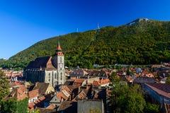 Brasov, Roumanie Photographie stock libre de droits
