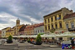 BRASOV, RUMÄNIEN - 18. JUNI 2014 Lizenzfreies Stockfoto