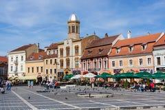 Brasov, Rumania Fotos de archivo libres de regalías