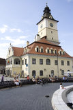 Brasov square Royalty Free Stock Image