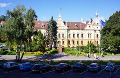 Brasov stadshus Royaltyfria Bilder