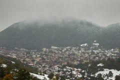Brasov Stadt Lizenzfreie Stockfotografie