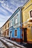 Brasov street Stock Images