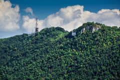 Brasov, Tampa Mountain, Romania Royalty Free Stock Image