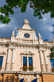 Brasov townhall, Romania Royalty Free Stock Photos