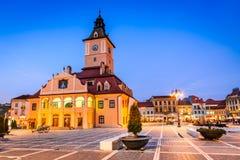 Brasov, Transylvania, Romania  - Council House Royalty Free Stock Photos