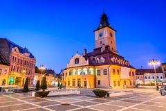 Brasov, Transylvania, Romania  - Council House Stock Photo