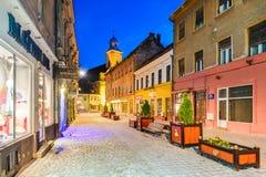 Brasov, Transylvania, Romania Royalty Free Stock Photos