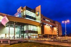 Brasov, Unirea Shopping Center Royalty Free Stock Photo