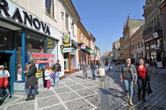 Brasov walk Stock Images