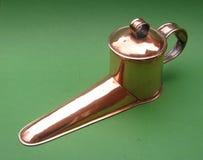 Copper Ale Warmer Stock Photos