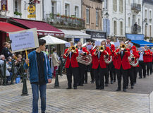 Brass band Stock Photography