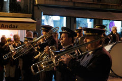 Brass band Stock Photos