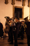 Brass band Stock Image