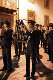 Brass band Royalty Free Stock Photography