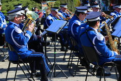 Brass band Royalty Free Stock Image