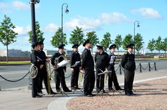 Brass Band Royalty Free Stock Photo