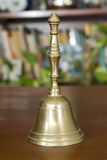 Brass bell for christmas Stock Photography