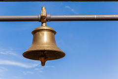 Brass Bell Royalty Free Stock Images