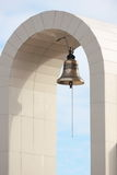 Brass bell. Stock Images