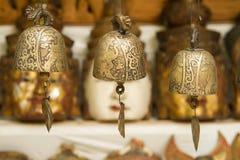 Brass bell Stock Photos