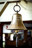 Brass bell Royalty Free Stock Photography