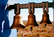 Brass Bells Royalty Free Stock Photography