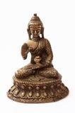 Brass Buddha Royalty Free Stock Photo