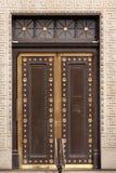 Brass Door US Treasury Department Washington DC Stock Images