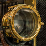Brass Head Lamp Stock Photos