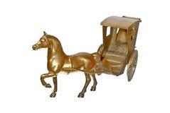 Brass horse Stock Photos