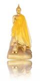 brass Image of Buddha Royalty Free Stock Image