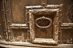 Brass Knocker Stock Photos